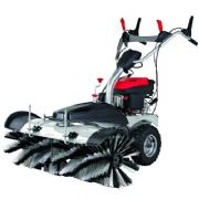 Lumag KM1000 1000mm / 100cm Professional 3 in 1 Petrol 173cc Loncin Powered Road Brush Yard Sweeper